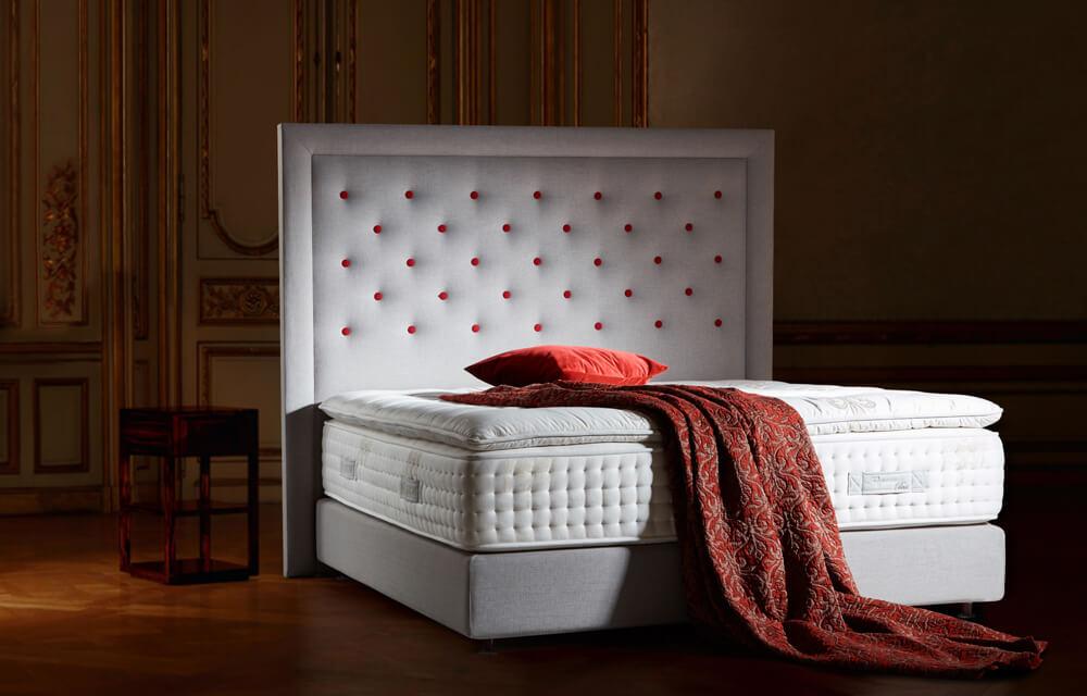 法國進口床墊品牌TRECA Paris,會呼吸的 奢華床墊