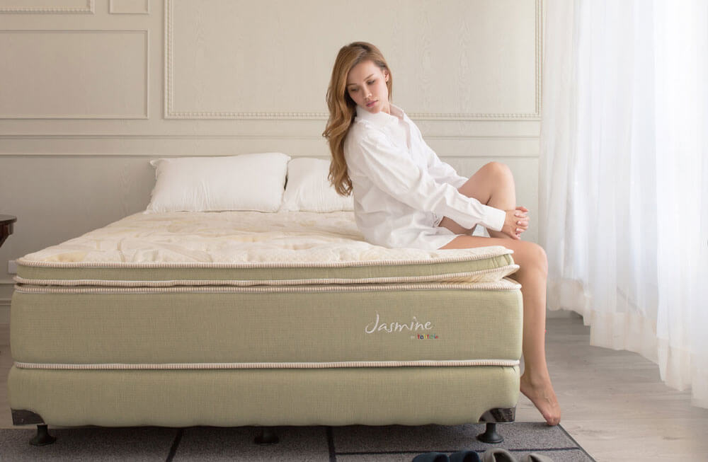 德泰彈簧床 飯店床墊推薦