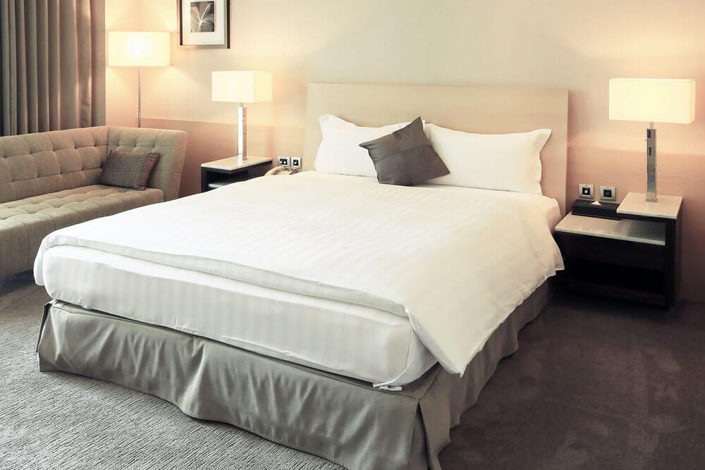 德泰彈簧床 飯店床墊品牌