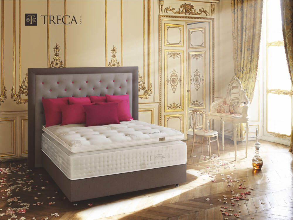 TRECA Paris 法國頂級床墊 MATELAS FRAGRANCE DE PARIS香水巴黎床墊