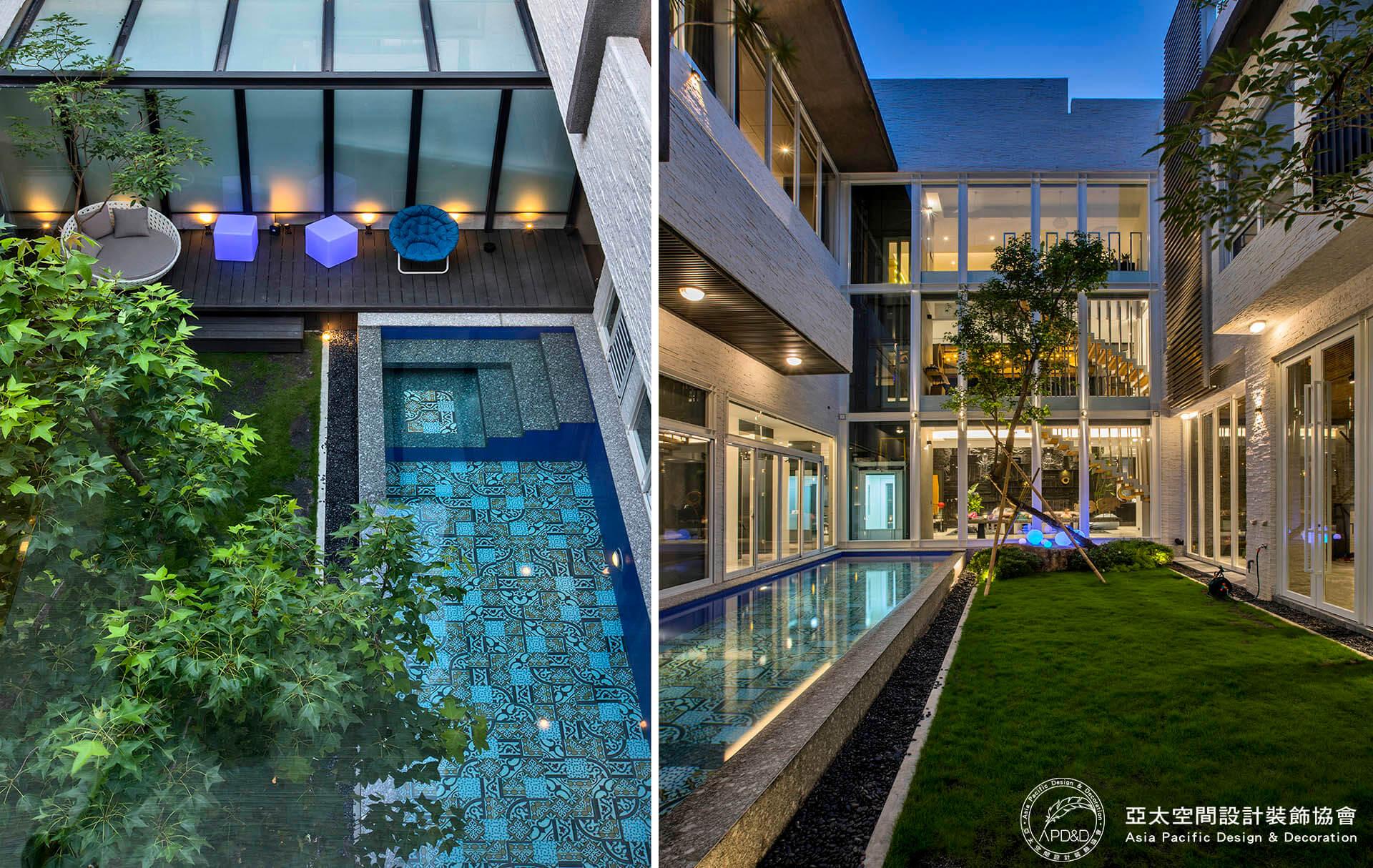 室內設計 深度空間 蘇炯旭_轉角秘境 建築外觀