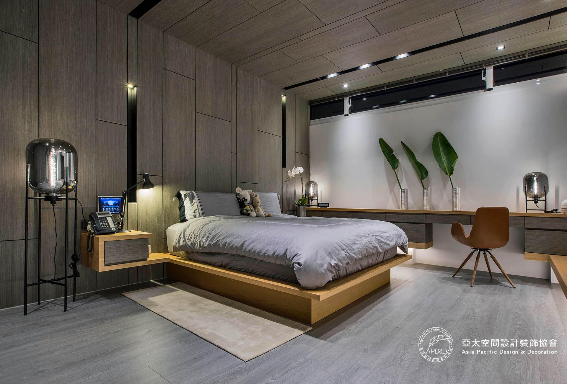臥室室內設計深度空間 蘇炯旭_轉角秘境10
