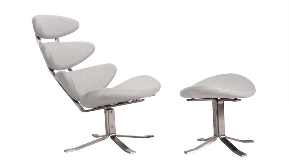 工業風設計單椅介紹