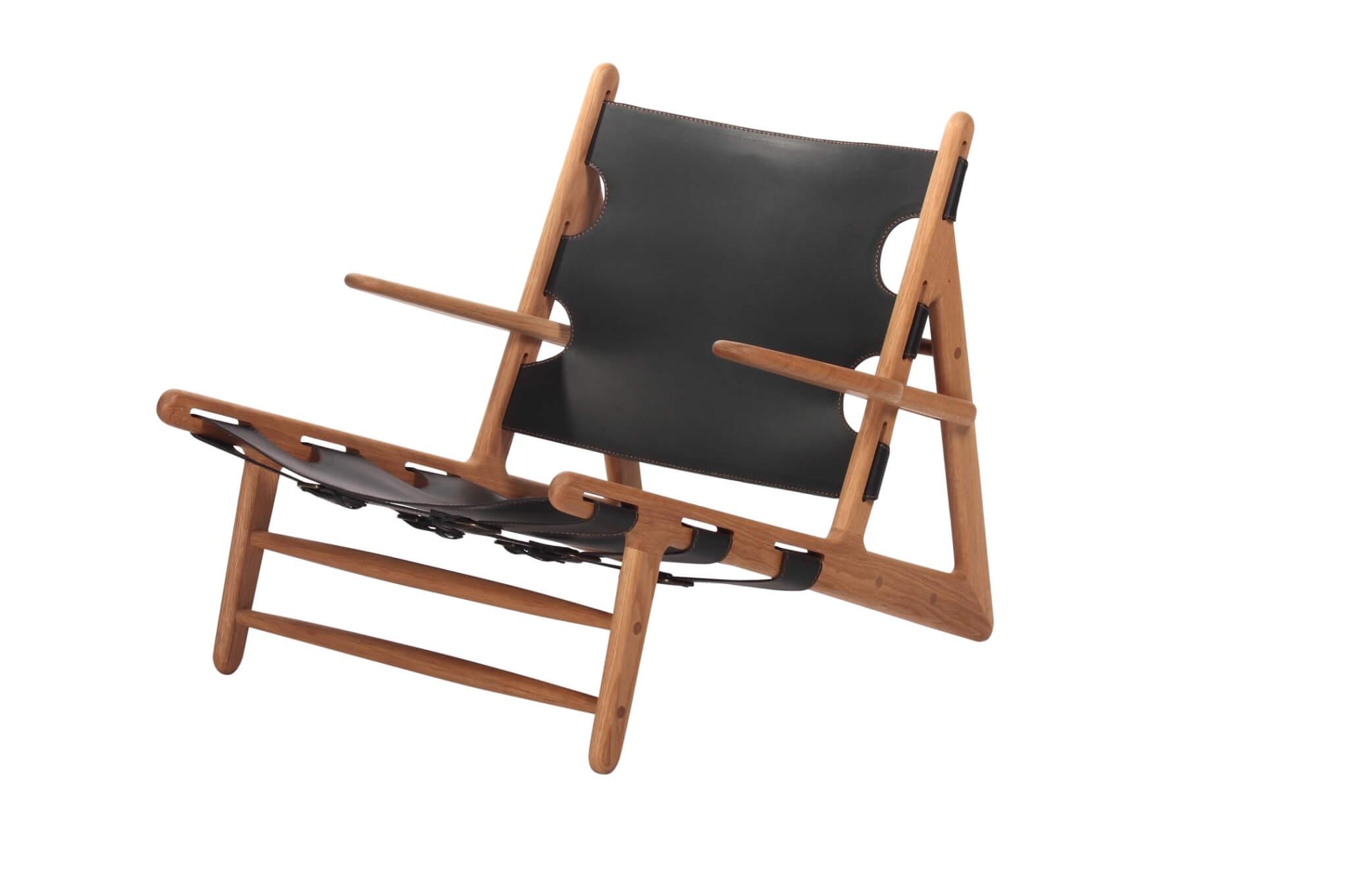 北歐風格木製單椅設計 HOT CHAIR