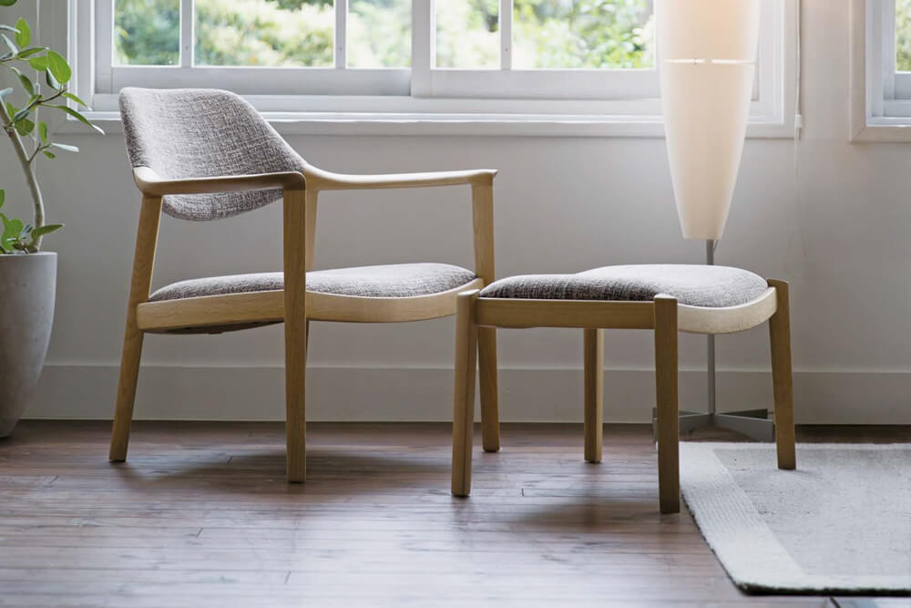 CONDE HOUSE日式風格單椅