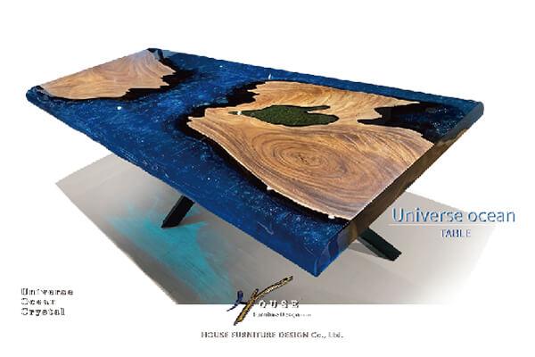 台灣實木餐桌推薦 House Furniture Design