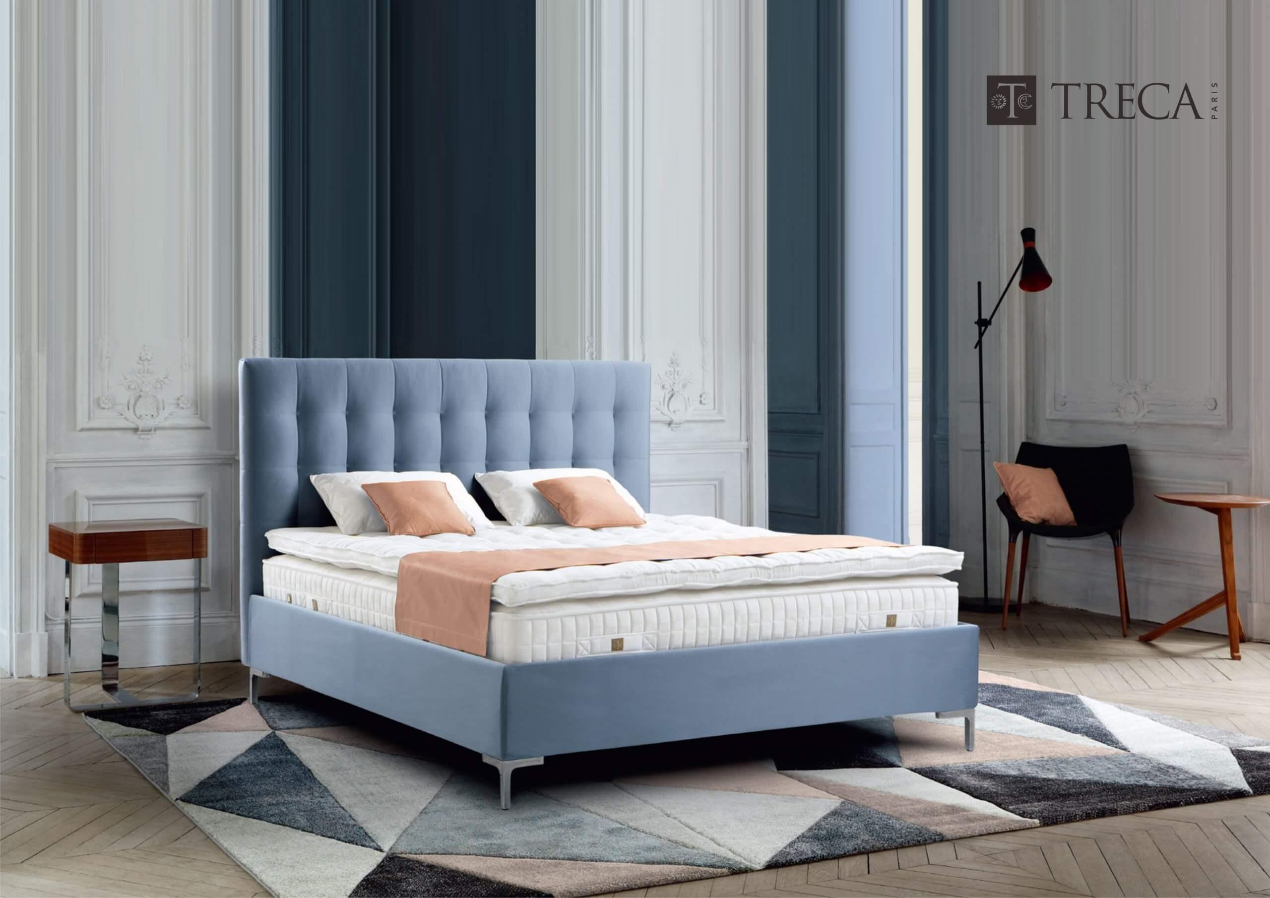 TRECA 法國進口床墊設計