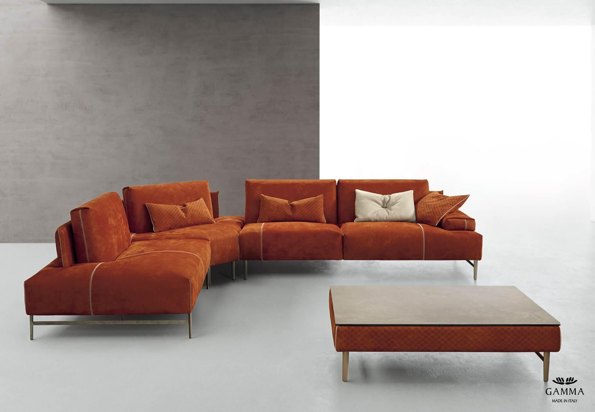 GAMMA義大利設計沙發
