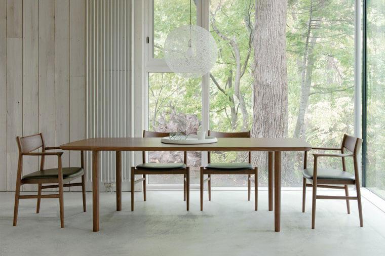 日本進口實木椅 CONDE HOUSE KAMUY系列