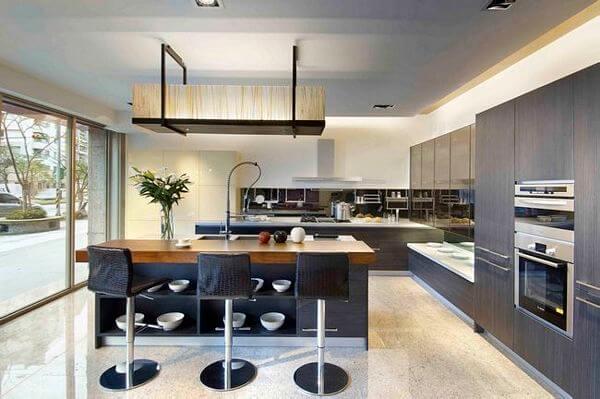 nykitchen 紐約廚衛 系統家具 中島吧台桌