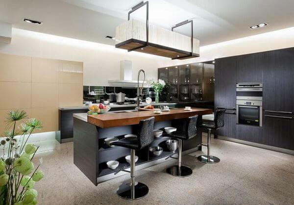 nykitchen 紐約廚衛 系統家具 中島