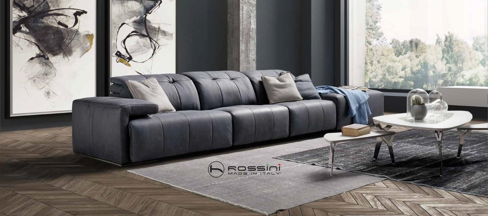 Rossini sofa 義大利進口原裝沙發