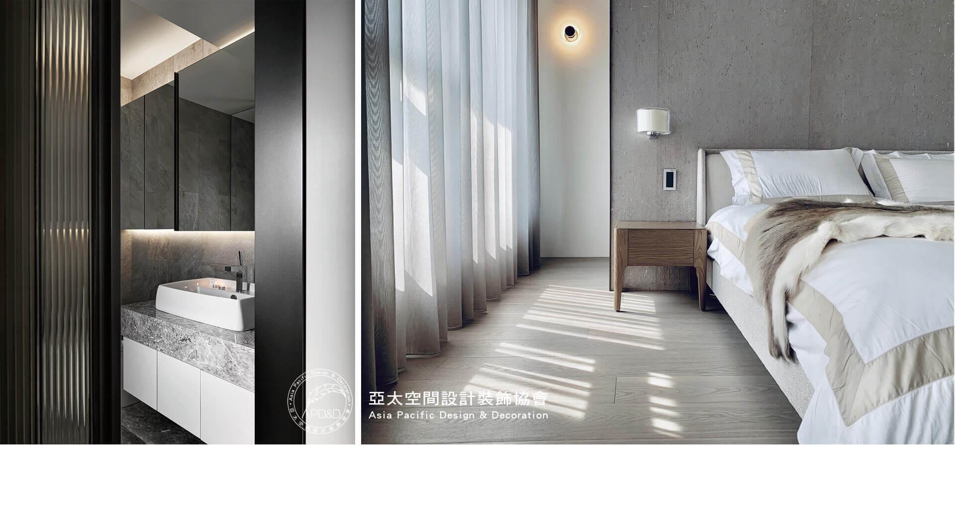 宇藝空間設計-陳泓宇 臥室設計
