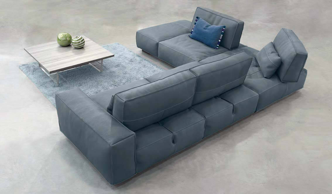 Gamma 功能型沙發設計