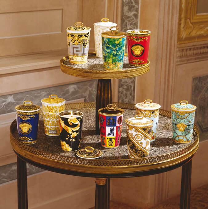 頂級家飾精推薦 精品香氛 凡賽斯經典全系列香氛蠟燭SCENTED CANDLES