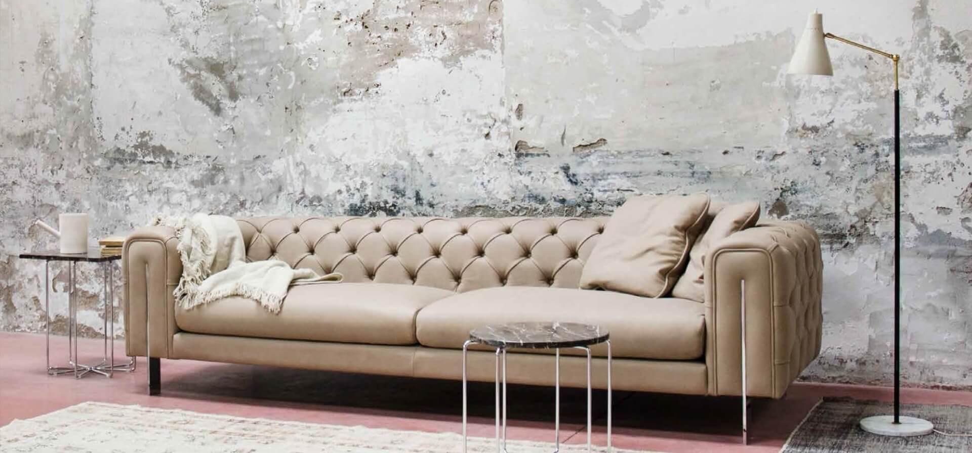 義大利進口沙發品牌 雙人沙發尺寸 Loop&Co