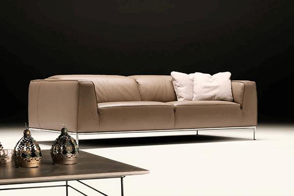 義大利進口沙發品牌 皮革沙發材質 Loop&Co