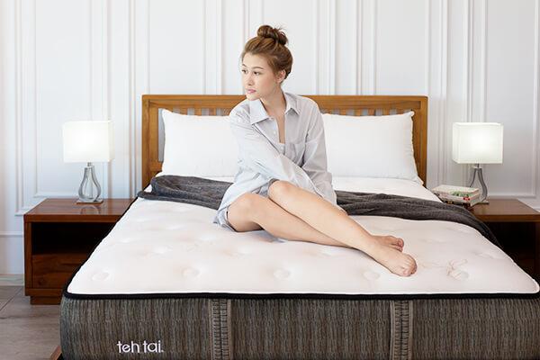 台灣床墊品牌 雙人床推薦 德泰彈簧床&My Side床墊