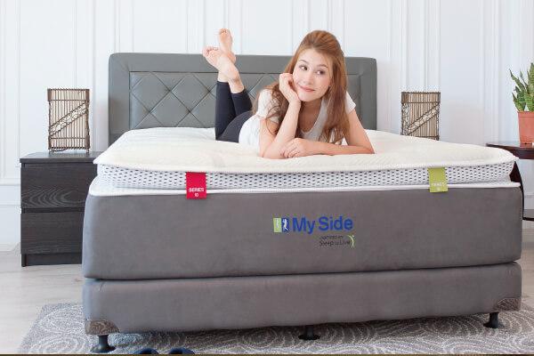 台灣床墊品牌 台灣製造床墊 德泰彈簧床&My Side床墊