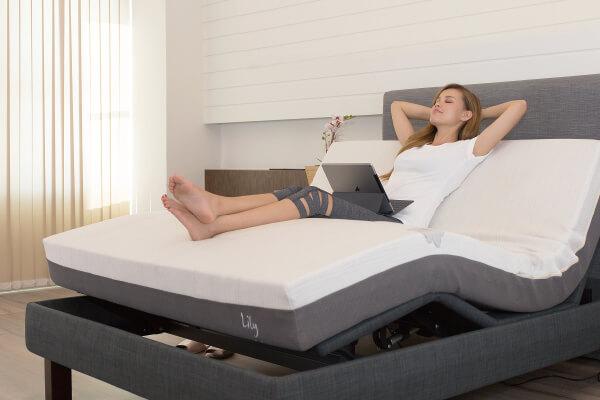 台灣床墊品牌 電動床墊 德泰彈簧床&My Side床墊