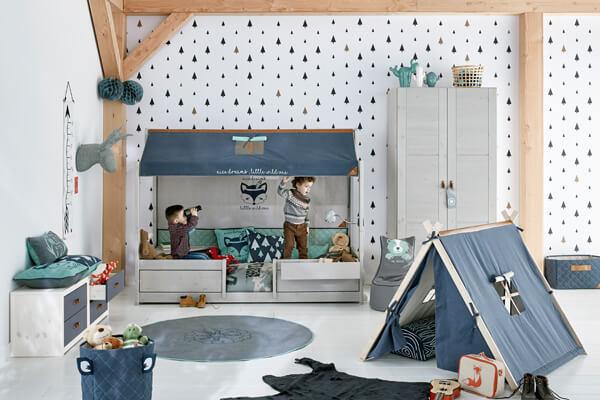 丹麥進口兒童家具 北歐風兒童床 LIFETIME KIDSROOMS
