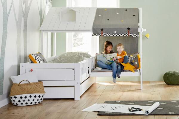 丹麥進口兒童家具 環保兒童床 LIFETIME KIDSROOMS