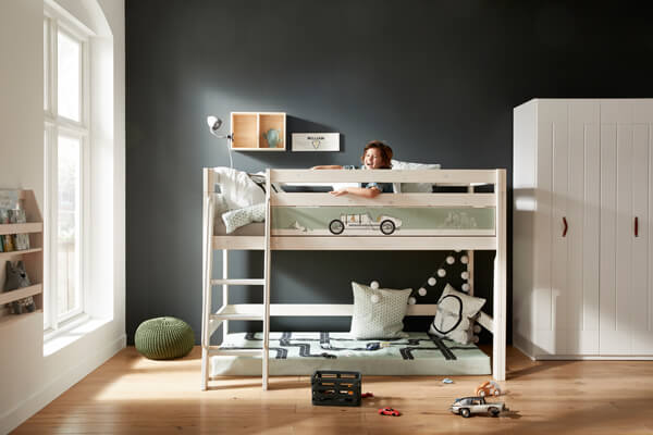 丹麥 兒童家具品牌 兒童床 LIFETIME KIDSROOMS