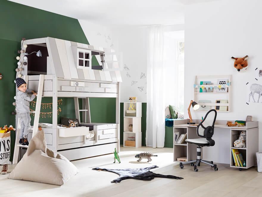 丹麥進口兒童家具 兒童床推薦 LIFETIME KIDSROOMS