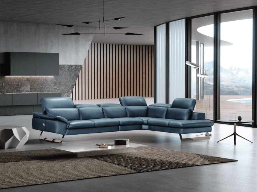 義大利進口家具 L型沙發推薦 創空間CASA 義式傢具