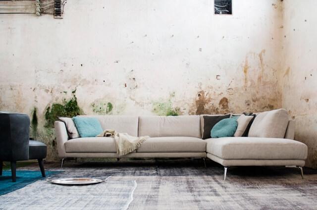 義大利進口沙發品牌 L型沙發推薦 Loop&Co