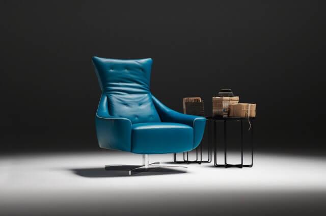 義大利進口沙發品牌 皮革單椅推薦 Loop&Co