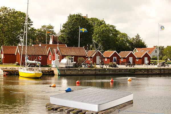 Hälsa 瑞典進口彈簧床墊推薦
