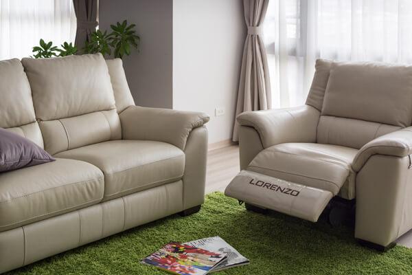 LORENZO現代風格沙發品牌