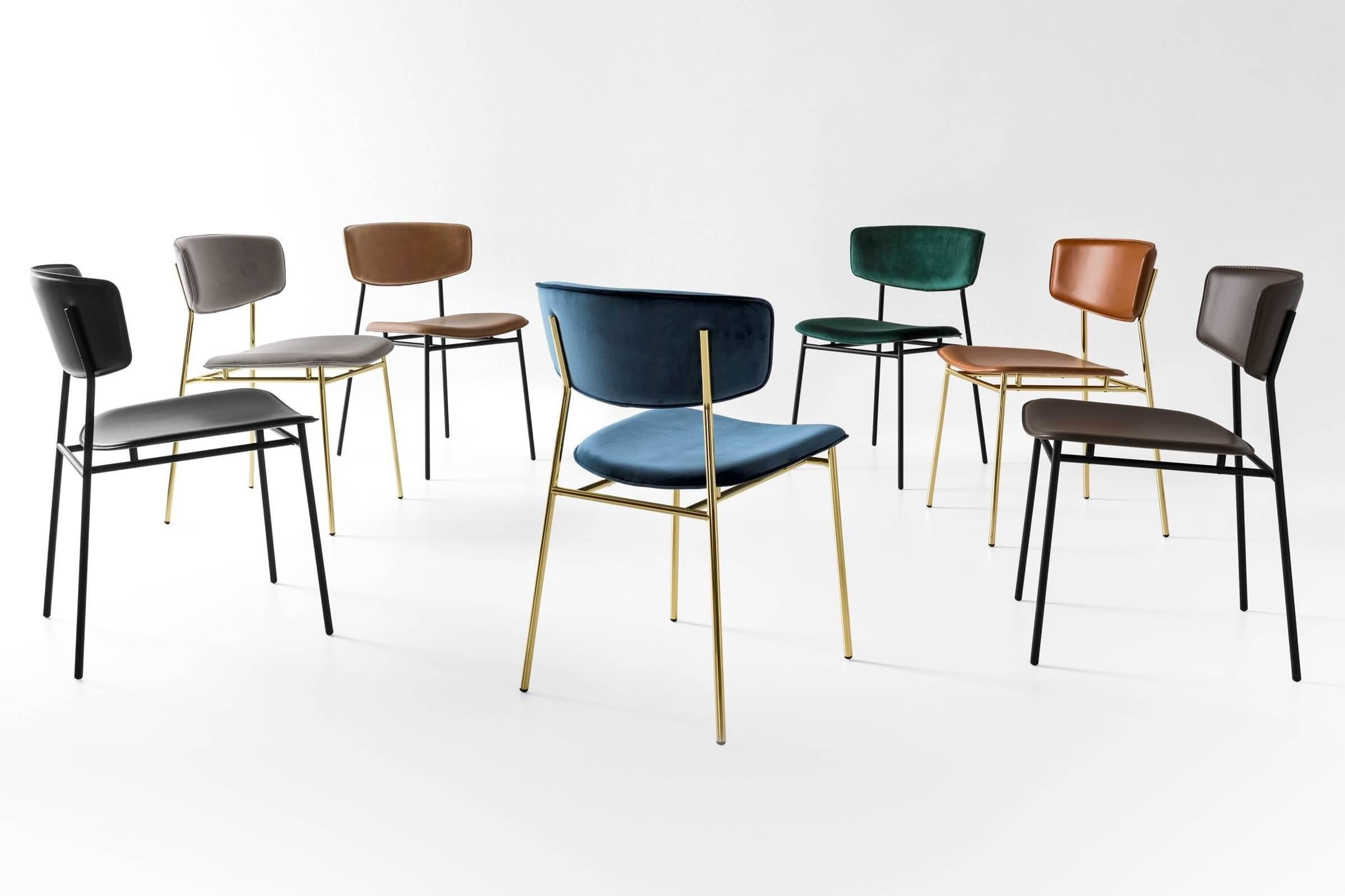 Calligaris原木單椅設計