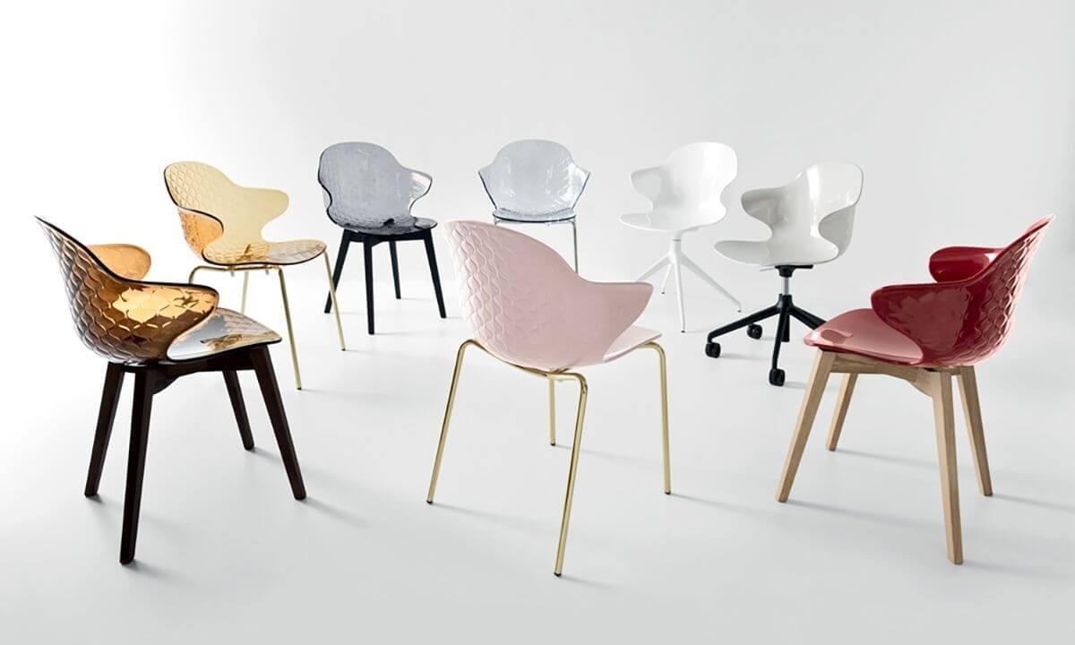 Calligaris原木單椅介紹