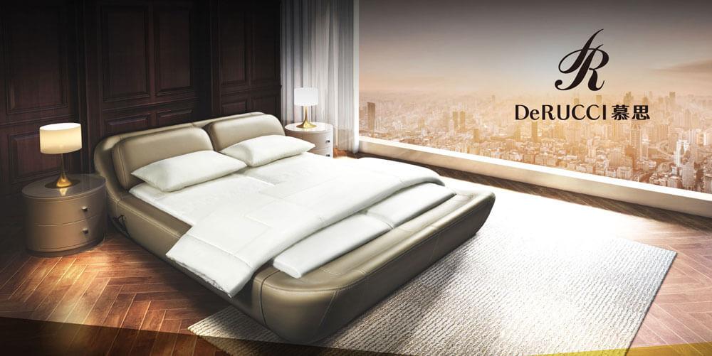 DeRUCCI慕思寢具 科技床墊品牌