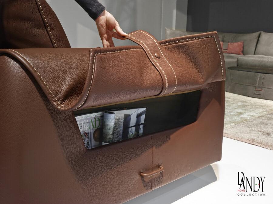 GAMMA 義大利皮革沙發設計