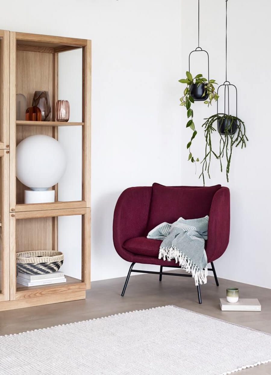 Hübsch 北歐進口傢俱單椅