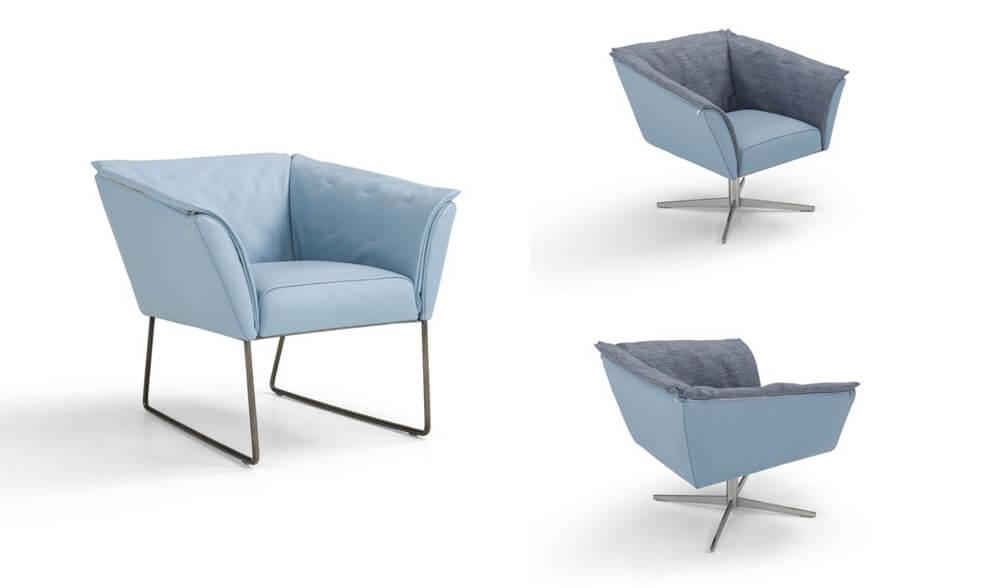 ALPA SALOTTI現代風格單椅