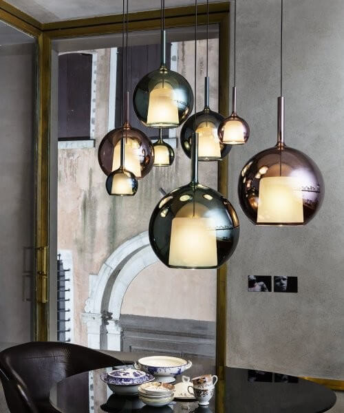 進口家飾精品 PENTA LIGHT 吊燈設計