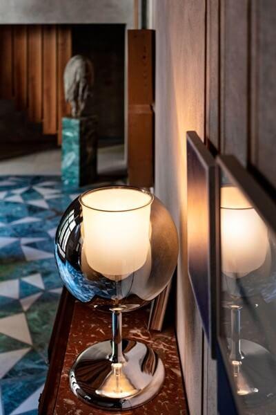 時尚家飾推薦 PENTA LIGHT 進口桌燈