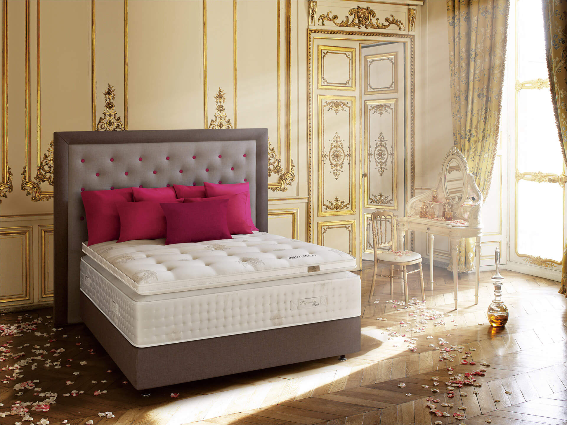 TRECA PARIS 法國精品床墊 漫步米蘭