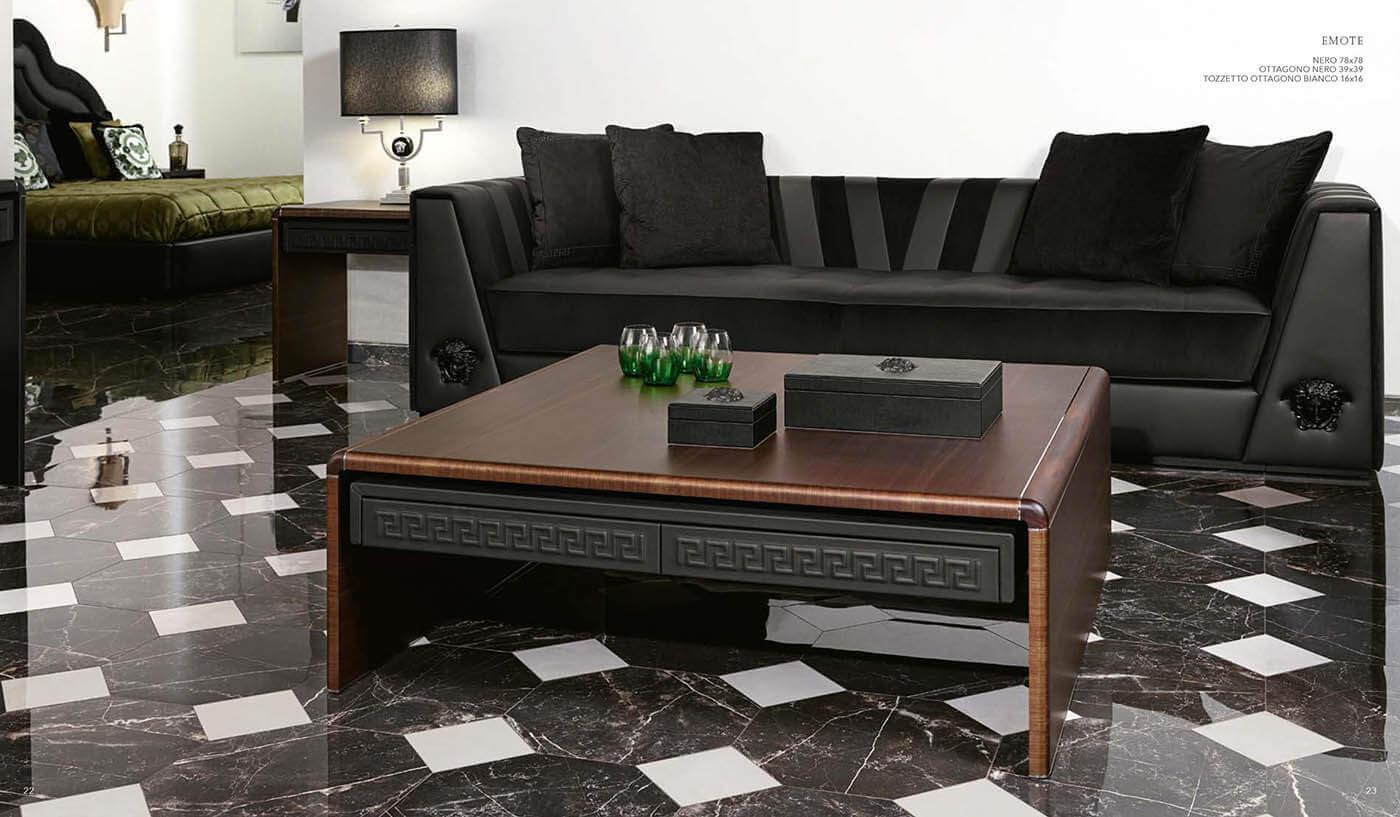 VERSACE HOME-sofa 意大利知名奢侈品牌